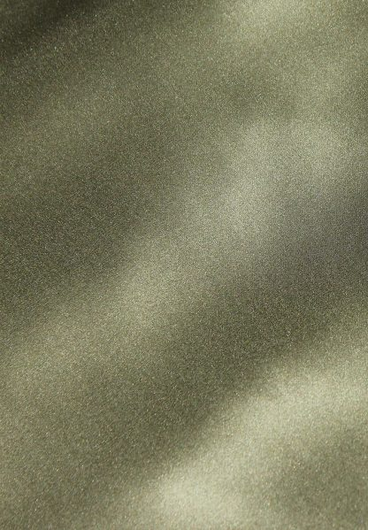 TweedySmith olive satin fabric